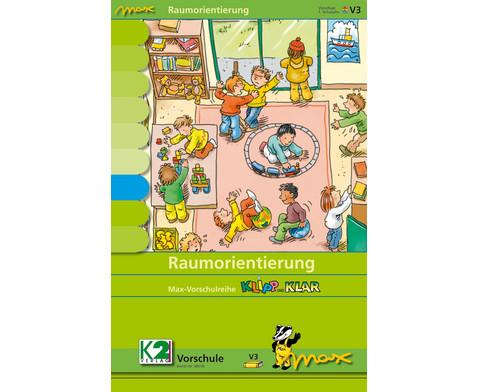 Max Lernkarten Raumorientierung