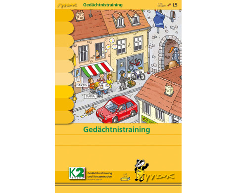 Max Lernkarten Gedaechtnistraining