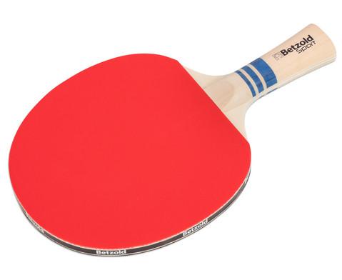 Betzold Jubilaeums-Tischtennisschlaeger Smash  5 Baelle GRATIS