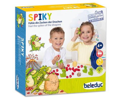 Lernspiel Spiky