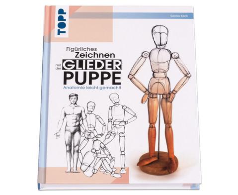 Figuerliches Zeichnen mit der Gliederpuppe