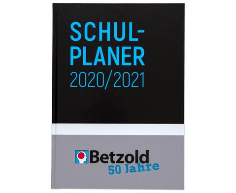 Betzold Jubilaeums-Standard-Schulplaner DIN A4 plus 2020-2021