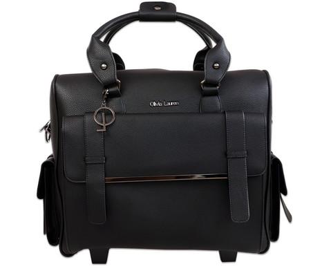 Taschen-Trolley ELECTRA schwarz