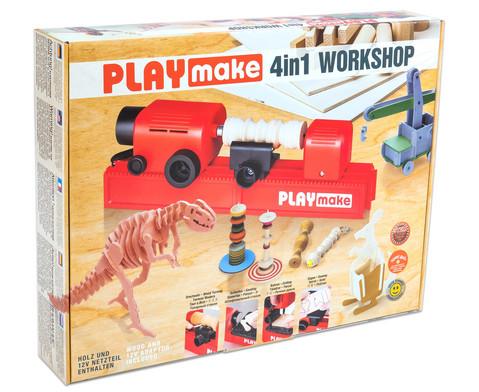 PLAYmake 4 in 1 Workshop