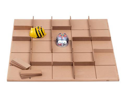 Bee-Bot und Blue-Bot Labyrinth aus Holz