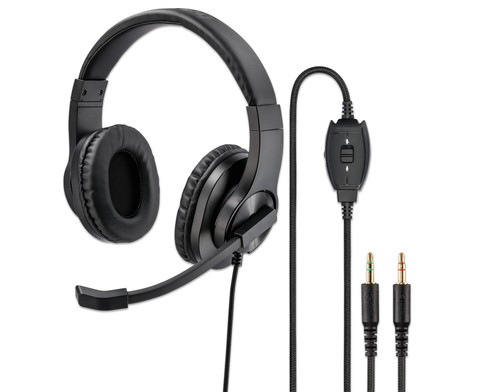 hama PC-Office-Headset HS-P300 Stereo