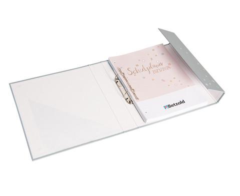 Loseblattsammlung Design-Schulplaner 2020-2021 A4 und Ringordner