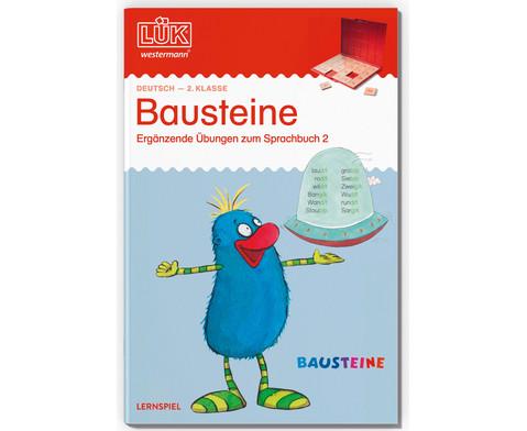 LUEK Bausteine - UEbungen zum Sprachbuch 2 fuer 2 Klasse