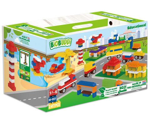 bioBuddi Stadt und Verkehr