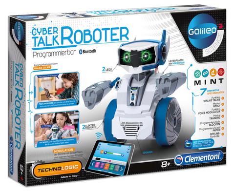Cyber Talk Roboter