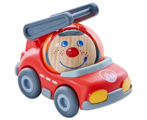 HABA Kullerbue Fridos Feuerwehrauto