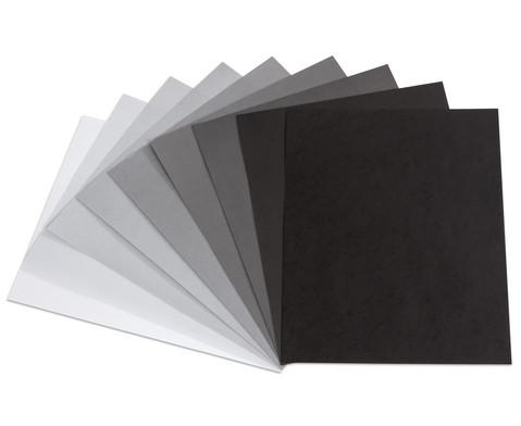Graustufen-Papier 108 Blatt