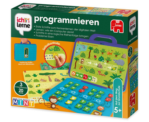 Ich lerne programmieren
