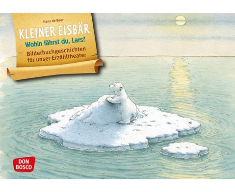 Kleiner Eisbaer Wohin faehrst du Lars Kamishibai Bildkartenset