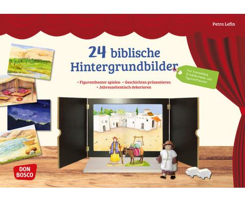 Bildkarten 24 biblische Hintergrundbilder