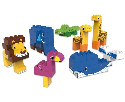 bioBuddi Tiere-Set 43-tlg