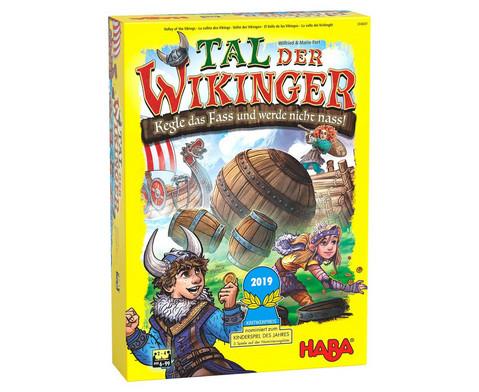 HABA Tal der Wikinger - Kinderspiel des Jahres 2019