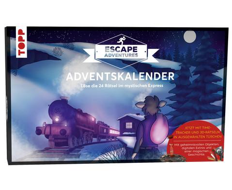 TOPP Adventskalender Escape Adventures 2020