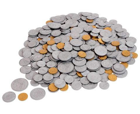 Rechengeld Schweizer Franken Schulmuenzen