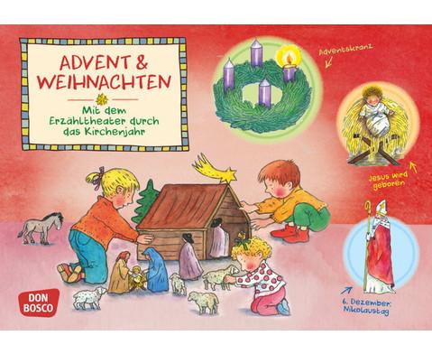 Bildkarten Advent und Weihnachten