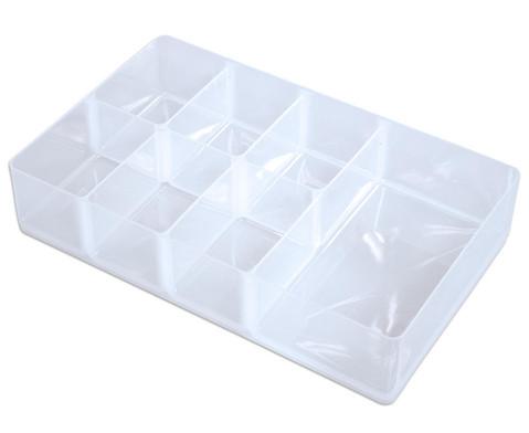 Really Useful Einsatz fuer 4 9 und 11l Box mit 7 Unterteilungen
