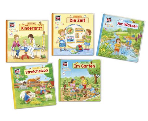 WAS IST WAS Kindergarten - Paket 1