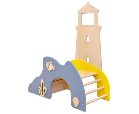 Spielburg Leuchtturm