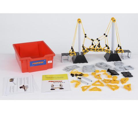 POLYDRON Brueckenbau-Set