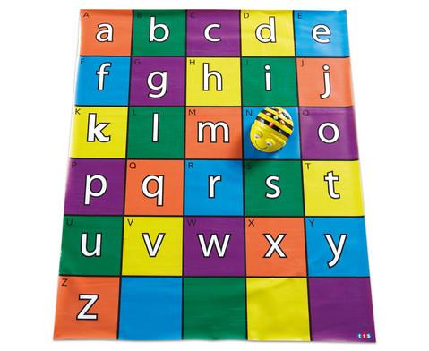 Bee-Bot Bodenmatte Buchstaben