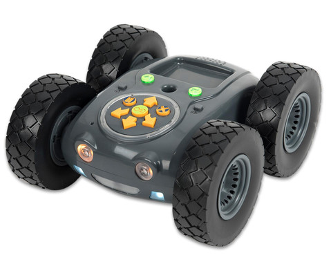 Rugged Robot - der Outdoor-Gelaenderoboter