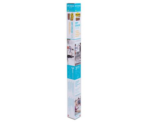 Post-it Super Sticky Dry Erase Folie 0914 x 1219 m