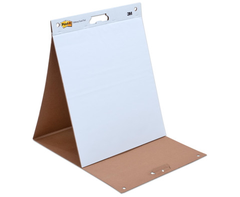 Post-it Super Sticky Meeting Chart Table Top Recycling 6 Bloecke
