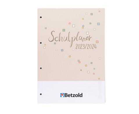 Betzold Design-Schulplaner 2020-2021 Loseblattsammlung