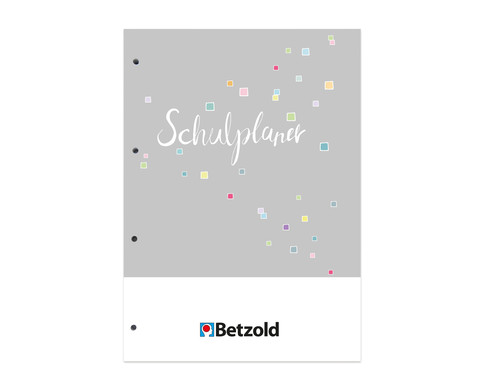 Betzold Design-Schulplaner 2021-2022 Loseblattsammlung