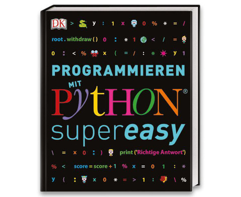 Programmieren mit Python - supereasy