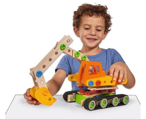 Eichhorn Constructor-Set Kindergarten 300-tlg
