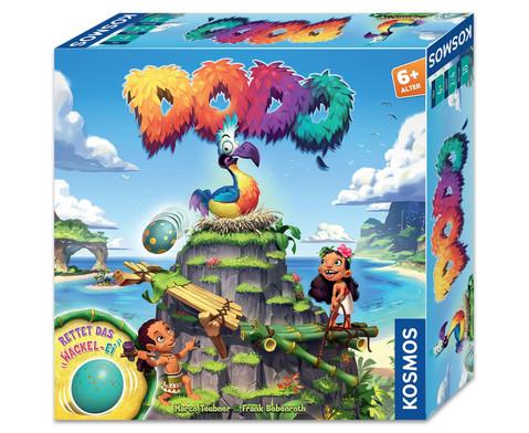 KOSMOS Rettet das Dodo-Ei