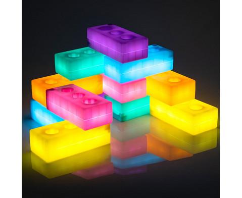 Leucht-Bausteine