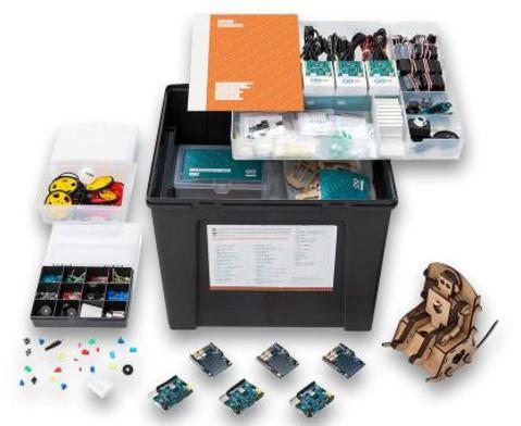 ArduinoEducation CTC 101 Komplettes Bildungsprogramm
