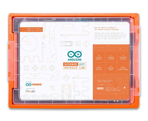 ArduinoEducation Science Kit Physics Lab