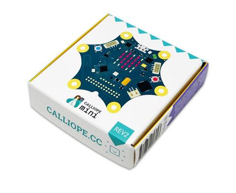 CALLIOPE mini 20 mit Flash-Speicher und Bluetooth