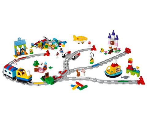 LEGO Education Willkommen im Digi-Zug