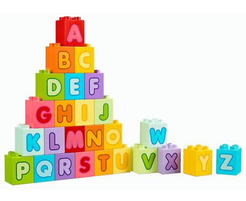 LEGO Education Buchstaben