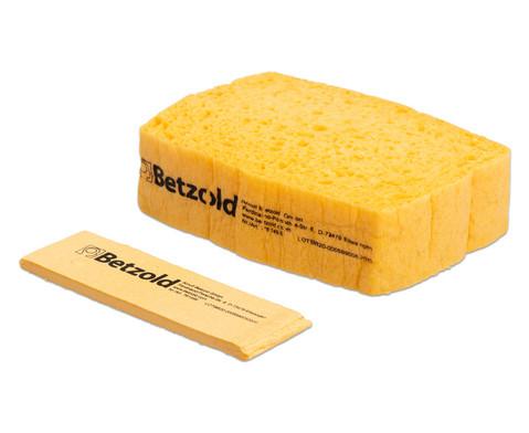 Betzold Quellschwamm - Tafelschwamm aus Zellulose 2 Stueck