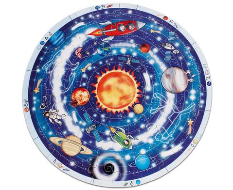 XXL-Lernpuzzle Planeten
