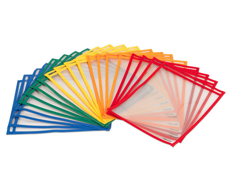 Betzold Lerntaschen 20 Stueck DIN A4