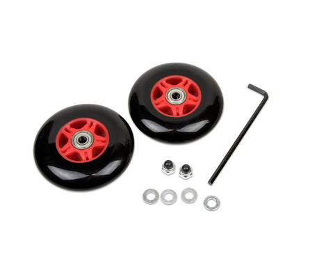 winther Ersatzrad für den Foot Hand Twister, 2 Stück Ausführung Hinterrad