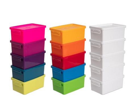 Betzold Aufbewahrungsbox 38 l 5 Stueck