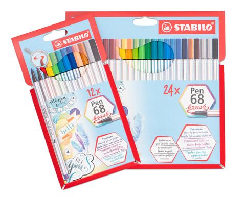 STABILO Brush-Pens Pen 68
