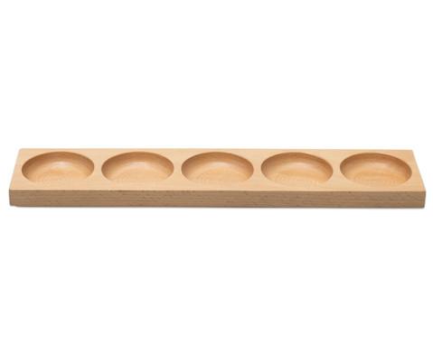 Betzold Sortierleiste aus Holz